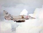 Douglas A-4F, VA-212, NF512, USS Bon Homme Richard, CVA-31, North Vietnam, Summer 1968.jpg