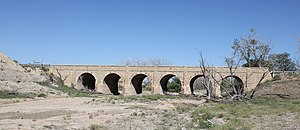 National Register of Historic Places listings in Prowers County, Colorado - Image: Douglas Crossing Bridge