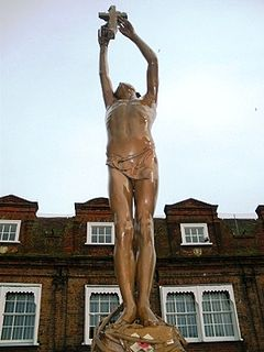 English sculptor, 1877-1932
