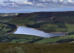 Dovestones from Alphin Hill