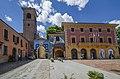 Dozza piazza Zotti e campanile.jpg