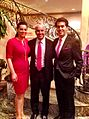 Dr. Parmis Khatibi & GOP Gubernatorial Nominee Neel Kashkari.jpg