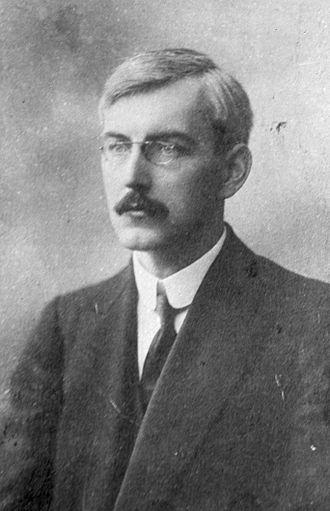 Harold Williams (linguist) - Harold Williams in ca 1920s