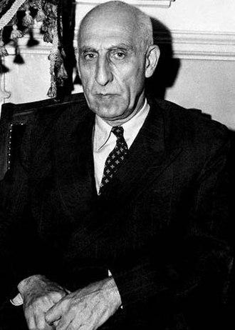 Iranian legislative election, 1947 - Image: Dr Mohammad Mosaddeq
