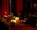 Drama. Jul i palatset. Julklappar - Hallwylska museet - 30912.tif
