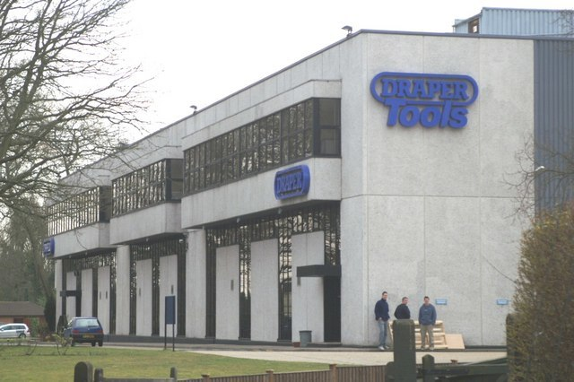Draper Tools HQ, Chandler's Ford - geograph.org.uk - 139718