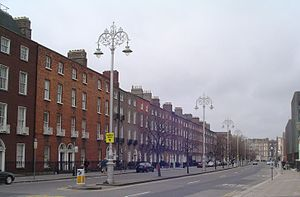 Baggot Street - Lower Baggot Street