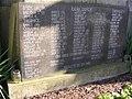 Dublovice, pomník obětem války, seznam mrtvých.jpg
