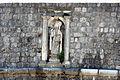 Dubrovnik, torre minceta 03 statua di san biagio.JPG