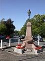 Dulwich Village, drinking fountain. - geograph.org.uk - 1445804.jpg