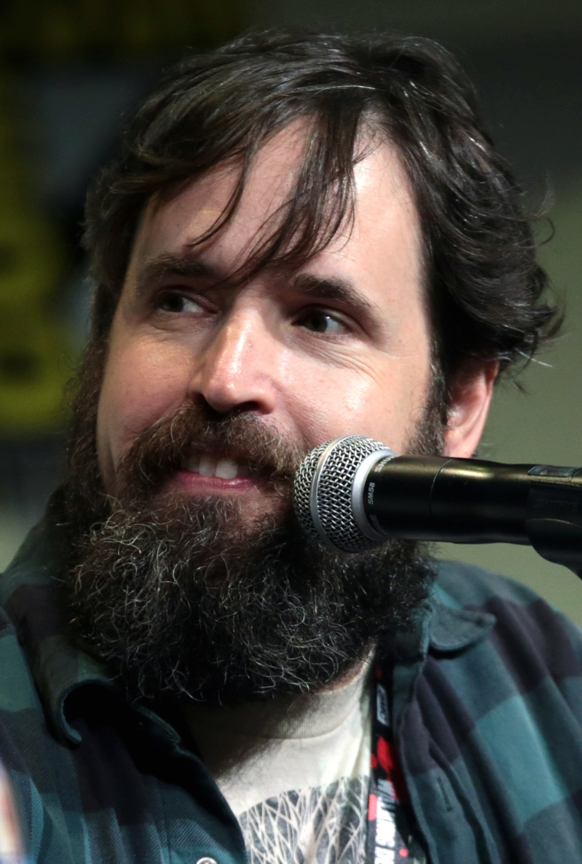 Duncan Trussell Wikipedia