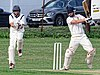 Dunmow CC v Brockley CC at Great Dunmow, Essex, England 3.jpg