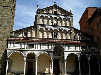 Pistoia - The Duomo