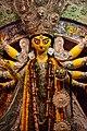 Durga - Falguni Sangha - Suren Tagore Road - Kolkata 2014-10-02 8907.JPG