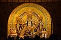 Durga With Her Family - Ballygunge Durga Puja Samiti - Maddox Square - Kolkata 2017-09-26 3939.JPG