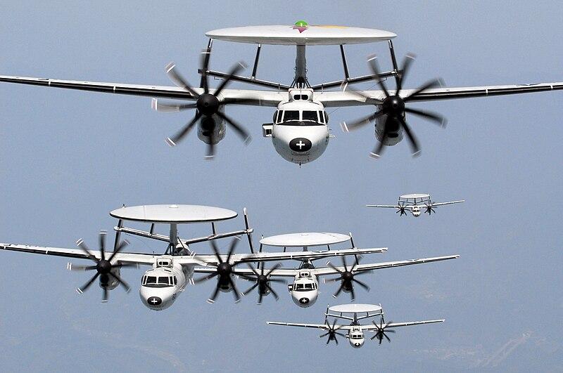 File:E-2C VAW-115 CV-63 2007.JPEG
