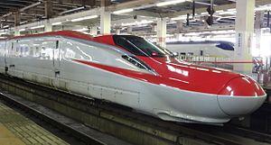 E6 Series Shinkansen - Image: E611 1