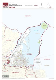 Electoral district of Lytton state electoral district of Queensland, Australia