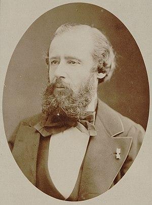 Ernest Eugène Altès - Ernest Eugène Altès, photographed by Pierre Petit