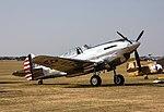 EGSU - Curtiss P-40C Warhawk - G-CIIO (42235586620).jpg