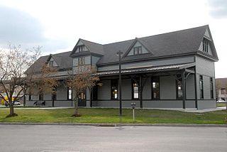 East Stroudsburg station
