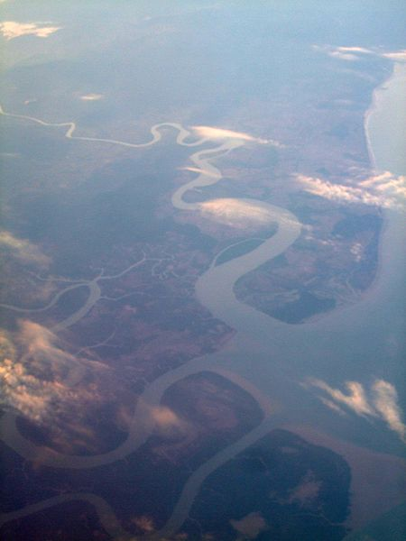 File:Eastern bank of the Dawei River mouth - May 2010.jpg