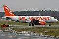 EasyJet (Hamburg Livery), G-EZBG, Airbus A319-111 (16269304530).jpg