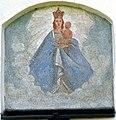 Ebenthal Gurnitz Propstei Madonna mit Kind über Eingang 15052008 6953.jpg