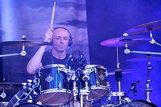 Ed Warby Dutch metal drummer