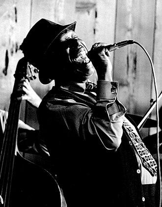 Eddie Jefferson - Jefferson at Half Moon Bay, California, October 10, 1978