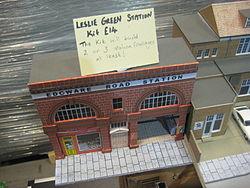 Edgware Road Paperkit Station - Museum Depot - London Transport Museum Open Weekend March 2012 (6971238553).jpg