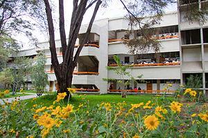 Piura - Image: Edificio Ingeniería