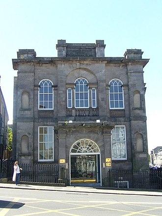 Edinburgh Assay Office - Edinburgh's Assay Office (formerly Albany Street Chapel)