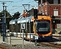 Edingen Bahnhof - Bombardier RNV6 - RNV 4146 - 2018-09-11 13-26-16.jpg