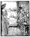 Edmund J Sullivan Illustrations to The Rubaiyat of Omar Khayyam First Version Quatrain-012.jpg