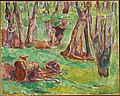 Edvard Munch - Rugged Tree Trunks in Summer - MM.M.00407 - Munch Museum.jpg