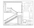 Edward Dexter House, 72 Waterman Street (moved from George Street), Providence, Providence County, RI HABS RI,4-PROV,23- (sheet 23 of 53).png