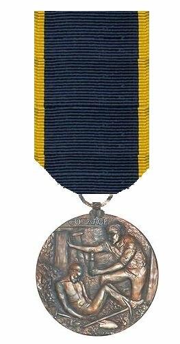 Edward Medaille aan lint