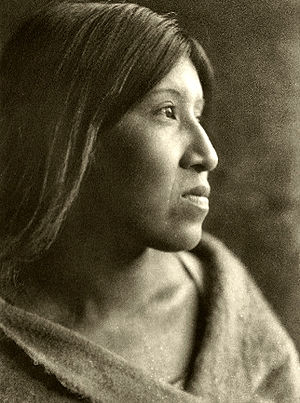 Cahuilla - Image: Edward S. Curtis Collection People 056