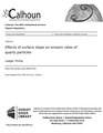 Effects of surface slope on erosion rates of quartz particles (IA effectsofsurface109452338).pdf