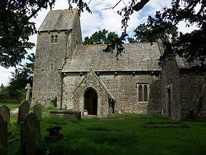 St Lythans - St Lythans Church