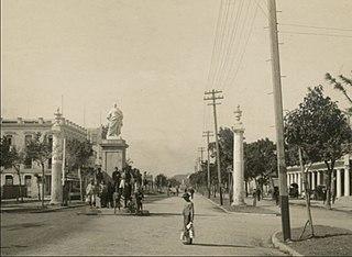 Paseo de Tacón