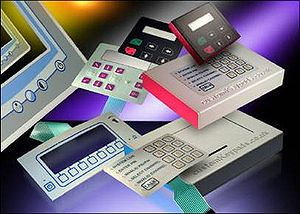 Membrane switch - Electronic membrane switches