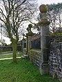 Elegant walling in Horton - geograph.org.uk - 1193288.jpg