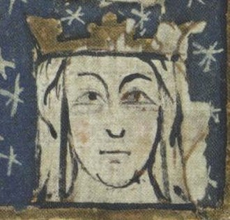Eleanor cross - Eleanor of Castile, Queen Consort of England 1272–90.