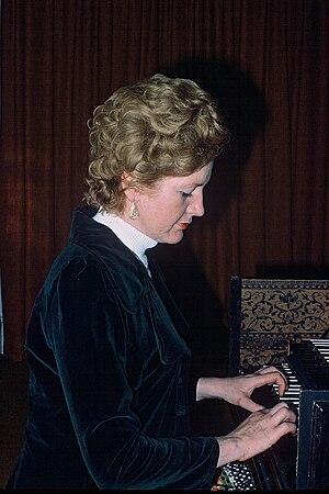 Elizabeth de la Porte - Image: Elizabeth Close Up