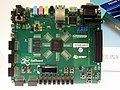 Embedded World 2014 Xilinx ZedBoard Developer Board.jpg