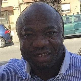 Emmanuel Amunike Nigerian football player and manager