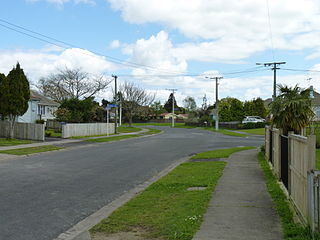 Enderley Place in New Zealand