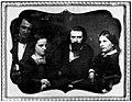 Englischer Photograph um 1850 - Gruppenbild unbekannter Personen (Zeno Fotografie).jpg